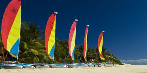 Activity: Sailing