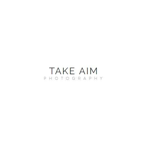 Take Aim Photography