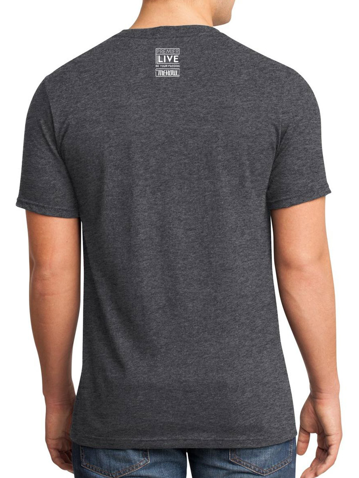 Necker Cup Men's District® Very Important® V-Neck Tee