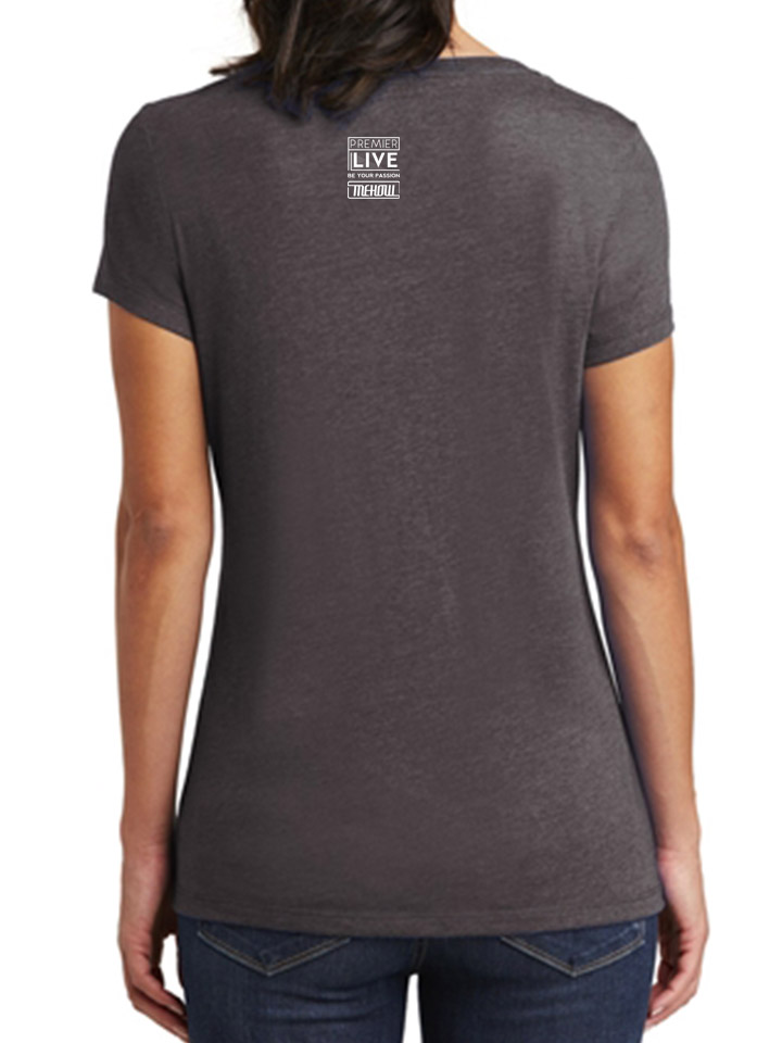 Necker Cup Ladies Very Important V-Neck Tee