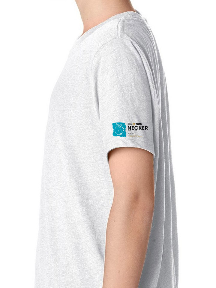 Necker Cup Youth Tri-blend Crew Tee